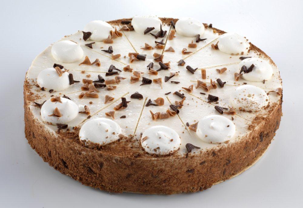 Baileys Cheesecake Round